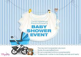 online baby shower online baby shower invitation customised baby shower invitations