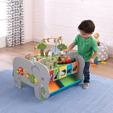 Best Activity Table For Babies by Amazon Com Kidkraft Toddler Play Station Toys U0026 Games