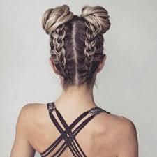 easy hairstyles not braids braid color combo inspiration for summer boxer braids french