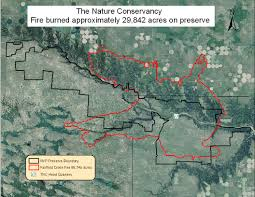 Missouri Wildfire Map by The Prairie Ecologist Essays Photos And Discussion About
