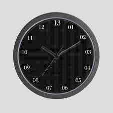 cool wall clock cool wall clocks cafepress