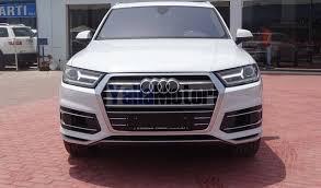 pre owned audi dubai used audi q7 2016 car for sale in dubai 724157 yallamotor com