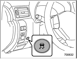 subaru vehicle dynamics control warning light to deactivate to activate deactivate the hill start assist system
