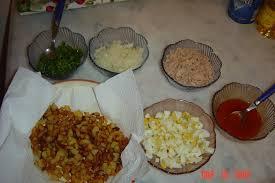 cuisine tunisienne fricassé fricassée tunisienne gourmandises