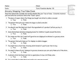 Where To Buy A Cake Box Grocery Shopping 20 Worksheet And Exam Bundle By Eslfungames