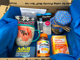 care package for college student how to put together a college get well stay well care package