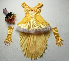 Halloween Belle Costume Aliexpress Buy Free Shipping Halloween Dresses Snow