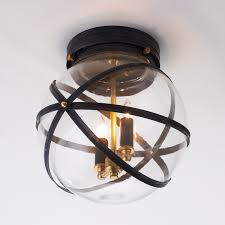 Outdoor Ceiling Lighting by Steam Punk Indoor Outdoor Ceiling Light Bronze Or Copper Shades