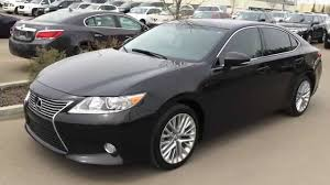 lexus coupe 2004 lexus certified pre owned 2013 es 350 black on black touring