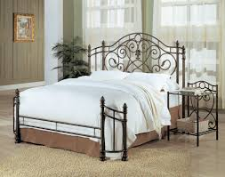 white wrought iron bed for sale elegant white wrought iron bed