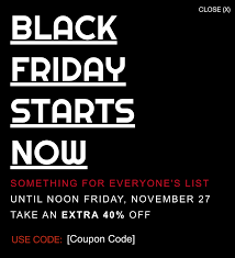 black friday marketing convert more sales with black friday and cyber monday promotion themes