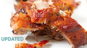 fall off the bone oven baked ribs recipe how to bake ribs in the