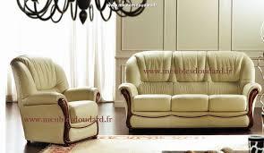 canapé et fauteuil cuir magnifique canape cuir design a vendre thequaker org