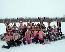 rally raises 5300 for charity american snowmobiler