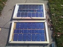 How To Make A Solar Light - solar powered cells overall performance information and facts