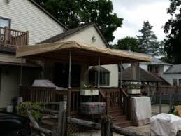 Diy Awnings For Decks Diy Patio Shade Ideas U2013 Make Your Own Shade Shelters