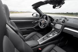 2004 porsche boxster interior 2018 porsche 718 boxster rumor review and price 2018 car reviews
