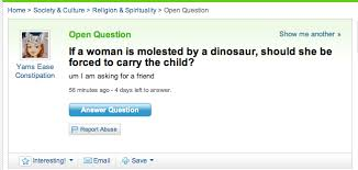 Yahoo Meme - how is that even a question funny yahoo answer questions