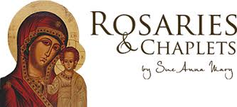 prayer for the lonely rosaries and chaplets by sue