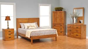 millcraft the crossan bedroom with panel bed the crossan bedroom with panel bed
