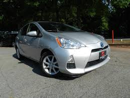 toyota main dealer 2014 toyota prius c three stock 072846 for sale near duluth ga