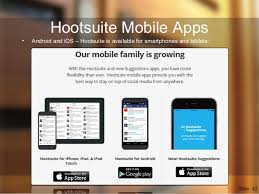 hootsuite for android hootsuite social media management vorian agency 2016
