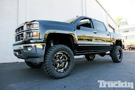 4 inch lift and 35 2014 chevrolet silverado rough country 7 inch lift install