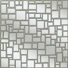 Mirrored Wall Tiles 68 Best Mirror Tiles Images On Pinterest Mirror Mirror Mirrors