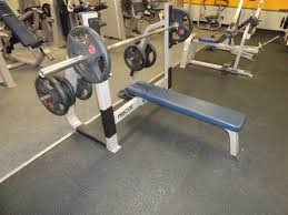 Olympic Bench Press Equipment Midwest Used Fitness Equipment Precor Icarian Olympic Bench