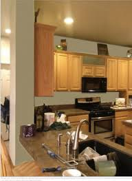 what colors go with honey oak cabinets best paint color with honey oak cabinets
