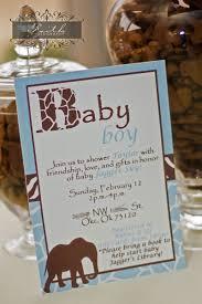 safari baby shower elephant baby shower boy baby shower