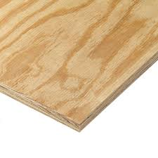 Homedepot by 19 32 In X 4 Ft X 8 Ft Rtd Sheathing Syp 166081 The Home Depot