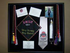 graduation shadow box finally finished the graduation shadow box after two months i