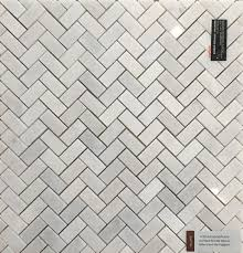 included kitchen backsplash tile polished marble mosaic milas