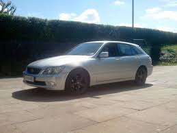 lexus is300 wagon manual just bought a sportcross new to lexus period lookin to do
