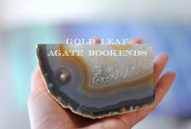 Unique Bookends Tips Favorite Agate Bookends Colors Design U2014 Nadabike Com