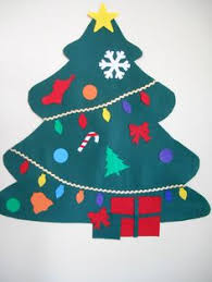 felt tree for pretend play felt and