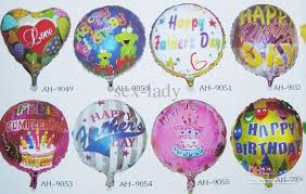 helium birthday balloons 2018 18 helium foil balloons christmas birthday wedding