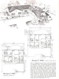 100 house plans cape cod plan castor 30 450 beauteous 1960 ranch