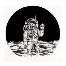 the lonely astronaut by asilentmusical on deviantart