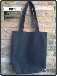 Jual Beg cotton tote bags canvas tote bag murah
