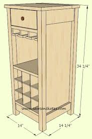 diy wine cabinet plans diy wine cabinet displays entertaining essentials wine cabinets