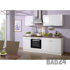 K Henzeile Preiswert Günstig Küchenzeile 210 Braga Komplett Inkl E Geräte Hochglanz