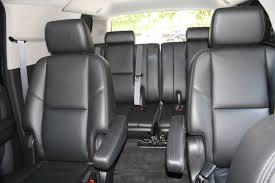 chevrolet suburban 8 seater interior 6 passenger chevy suburban ltz u2013 silverfox limos