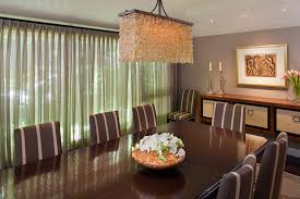 Contemporary Dining Room Chandelier Images On Lovely Contemporary - Crystal dining room