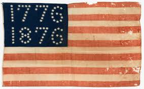 United States Flag 1861 Stars U0026 Stripes Briscoe Collection Shows Evolution Of Old Glory