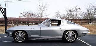 1963 corvette fuelie for sale 1963 corvette z06 split window coupe silver black big tanker
