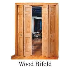 6 Panel Bifold Closet Doors Wood Bifold Closet Doors Wood Door Hardware 6 Panel Wood Bifold
