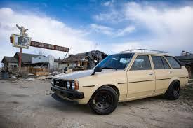 classic corolla classic japanese wagon 1980 toyota corolla wagon