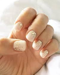 best 25 gold glitter nails ideas on pinterest gold acrylic